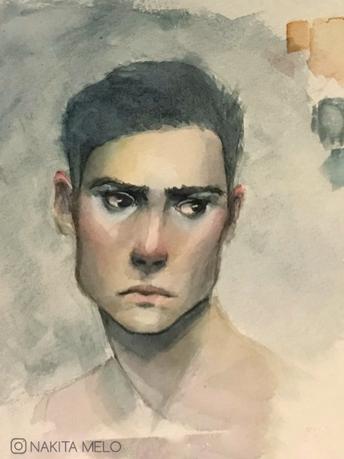 Face Study, 2018