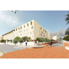 CAPE TOWN INNER CITY HOUSING PROPOSAL