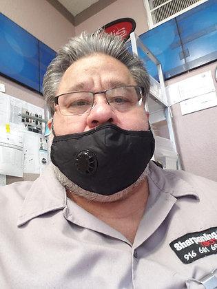 Barber mask- Barber Supply