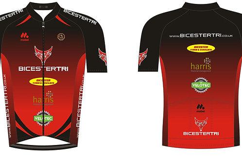 2016-19 BTC Cycling Short Sleeve Top