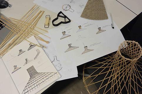lasercutting slicer for fusion 360 wickerwork craft tradition flechten handwerk prototyping prototype diy product design process