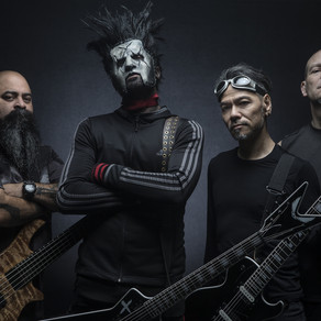 """Static-X Releases Album Art and Tracklisting for """"Project Regeneration Vol. 1"""""""