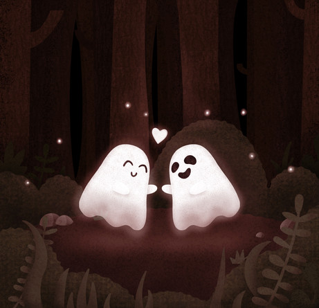 Ghost lovers
