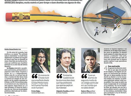 30 profesores particulares evalúan las debilidades del sistema educativo