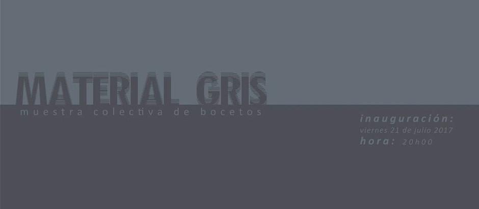 Material Gris