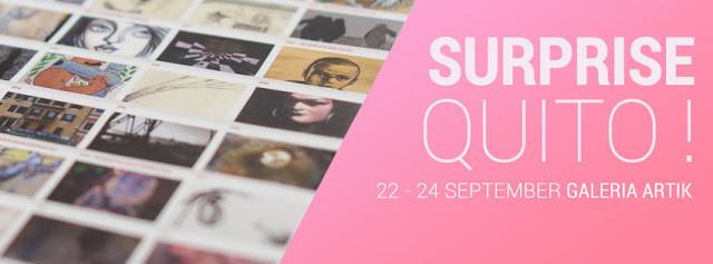 Surprise Quito!