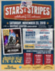 2019-Honor Flight Stars & Stripes Flyer