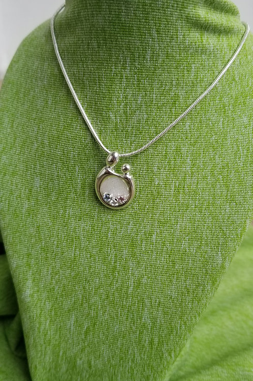 Mother & Child Pendant