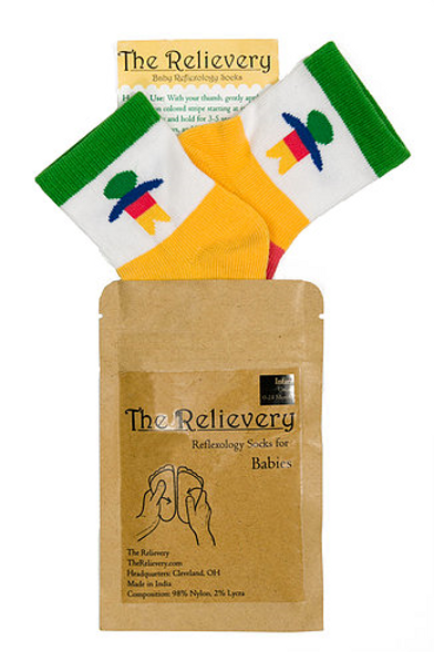 Infant Relievery Socks
