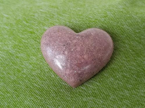 Miniature Heart Keepsake