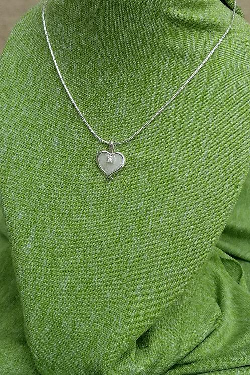 Gem Heart Pendant
