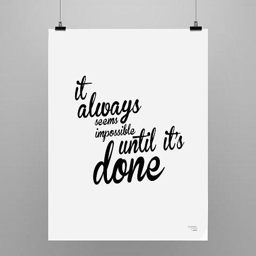 Motivational Mandela