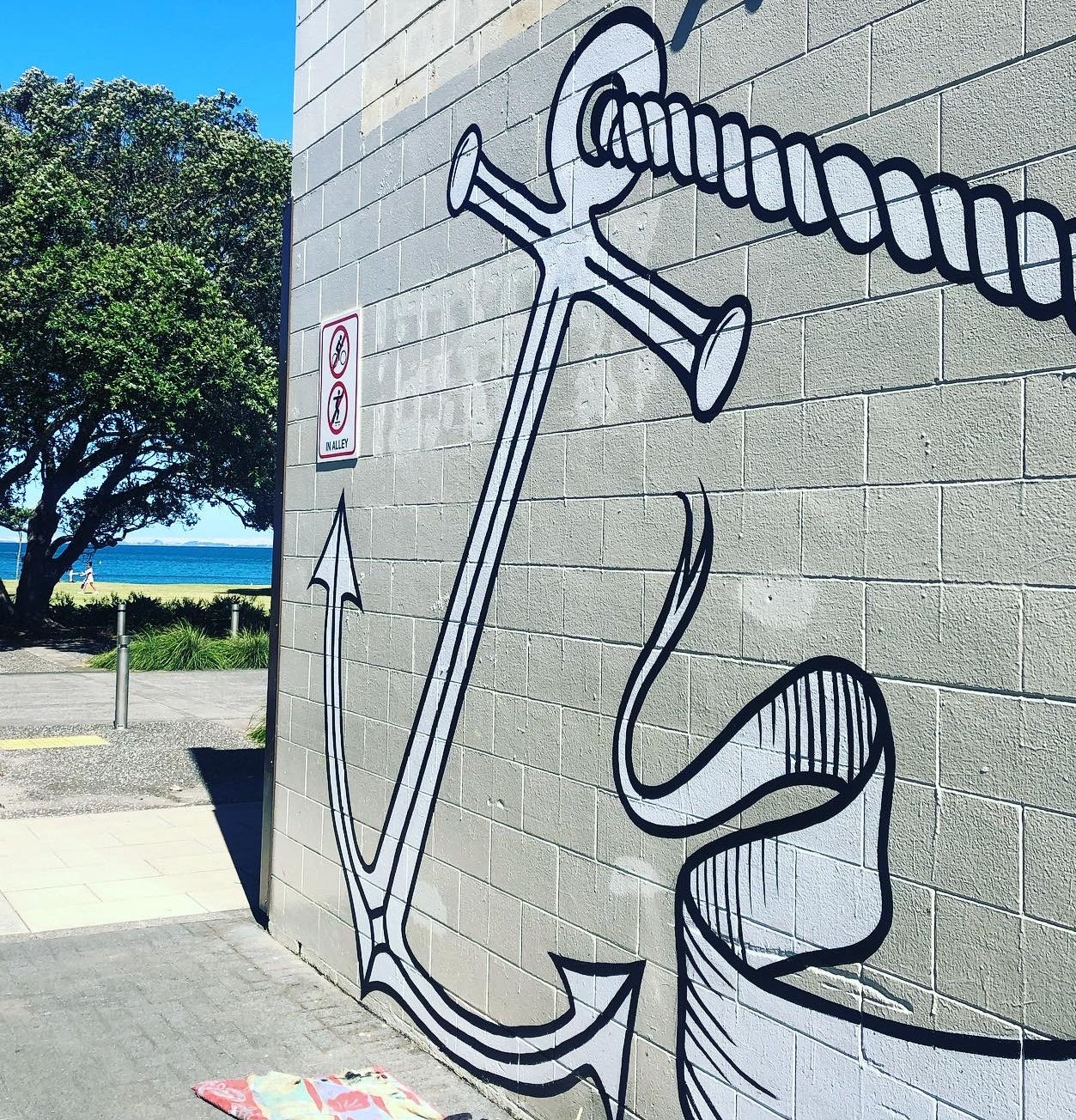 Browns Bay Mural