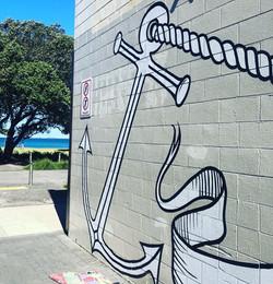 Browns Bay Mural