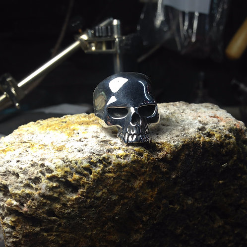 New Jewellery - Keith Richards Skull Ring