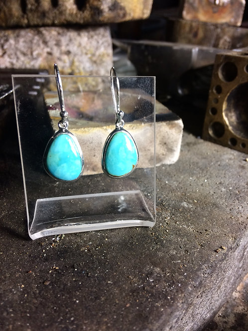 New Jewellery - Arizona Turquoise Earrings