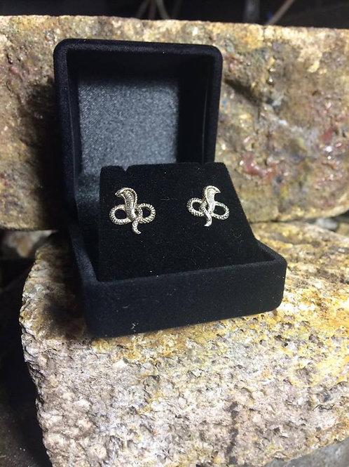 New Jewellery - Cobra Studs