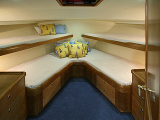 Highlander II - Forward cabin