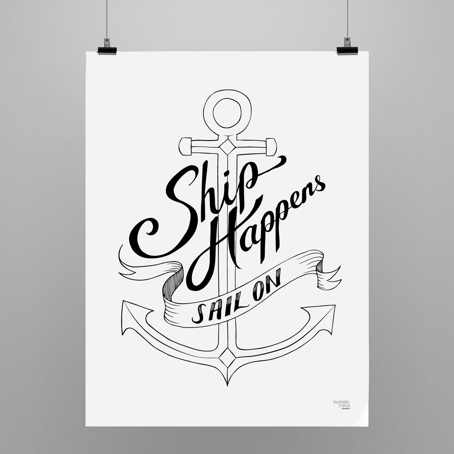 Ship Happens, Sail on