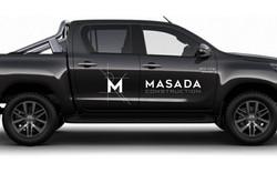 MASADA Construction - Branding