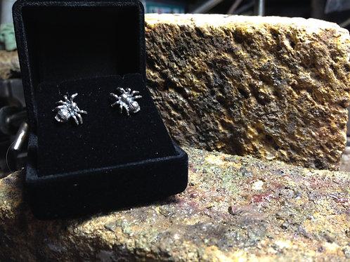 New Jewellery - Spider Studs
