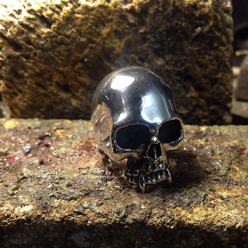 New Jewellery - XXL Heavy Skull Ring