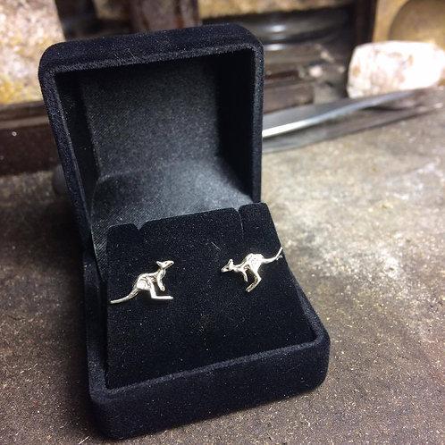 New Jewellery - Kangaroo Studs