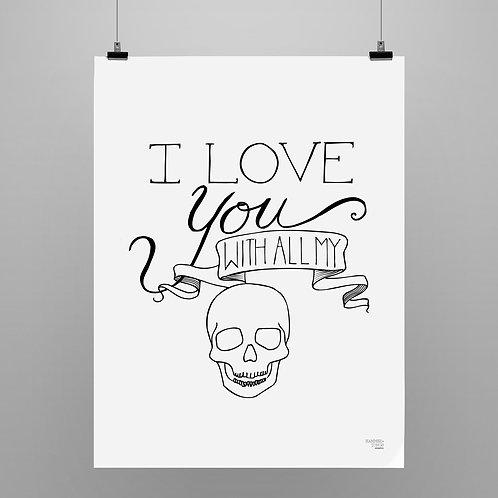 My skull loves your skull