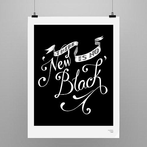 Black - always in fashion