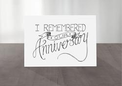 Anniversary Achievement