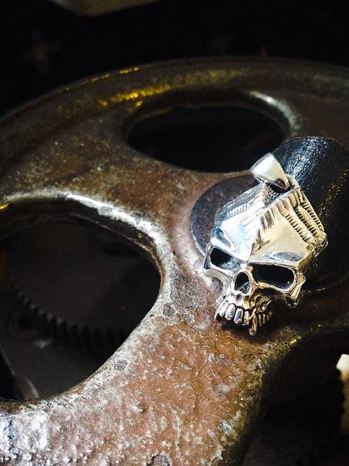 New Jewellery - Alien Skull Pendant