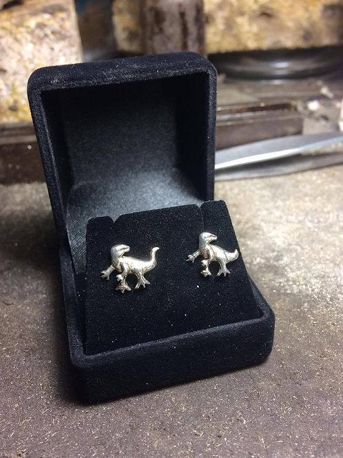 New Jewellery - Dinosaur Studs