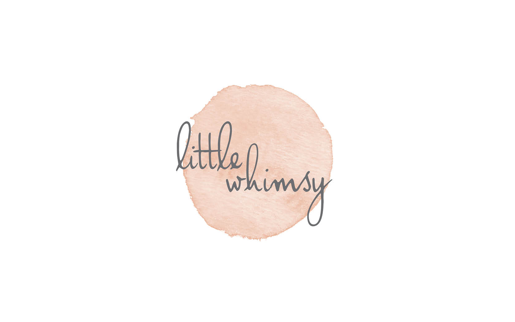 Little Whimsy - Branding