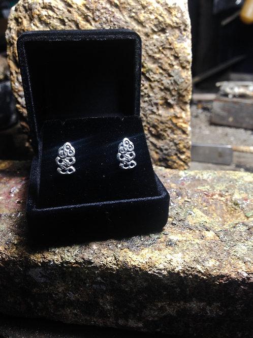 New Jewellery - Tiki Studs