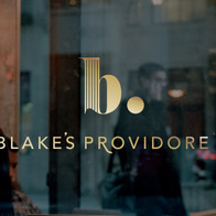 Blake's Providore - full branding and website