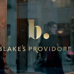 Blake's Providore - full branding and website