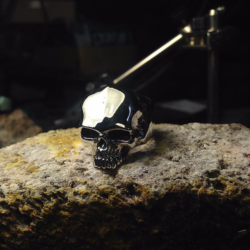 New Jewellery - Muscle Skull Ring