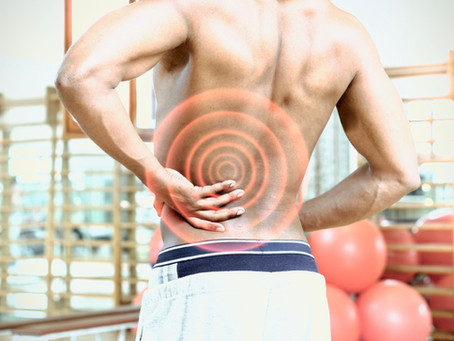 Chronic Lower Back Pain and SMR