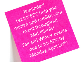 MCEDC Requests Fall and Winter Tourism Information