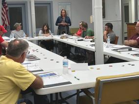 Farm Bureau Hears From Belusko