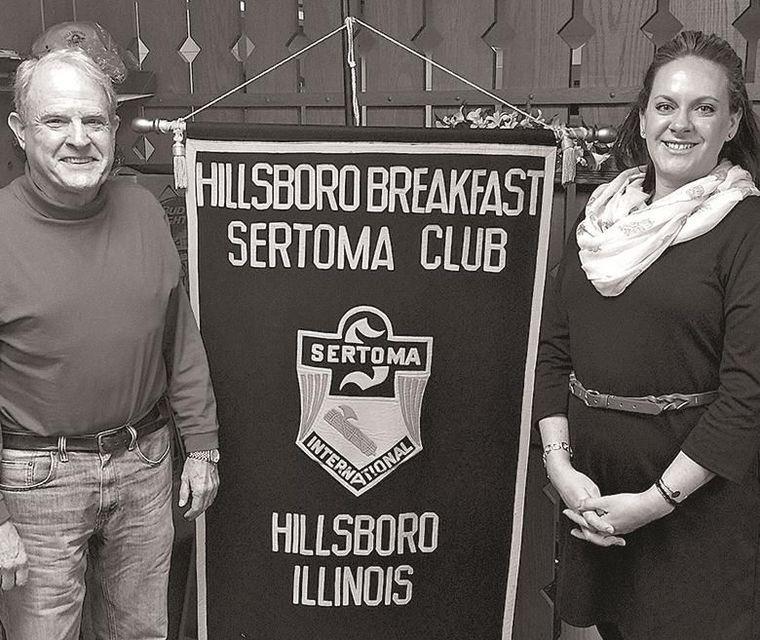 Dave Imler and Valerie Belusko