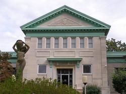 Carnegie Library pix