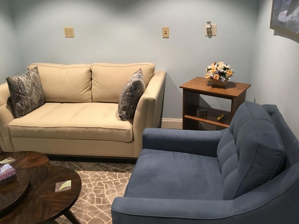 Key Bridge Treatment Room
