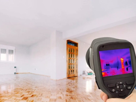 Why infrared thermal imaging inspections?