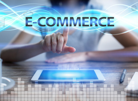 Ecommerce is key for websites today
