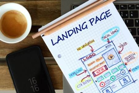 Why do you need a landing page for online ads?