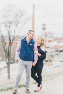 Katie + Kenny | Engagement | Richmond, VA