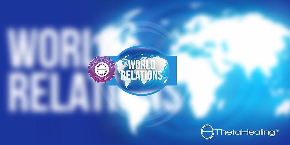 ThetaHealing® World Relations Online