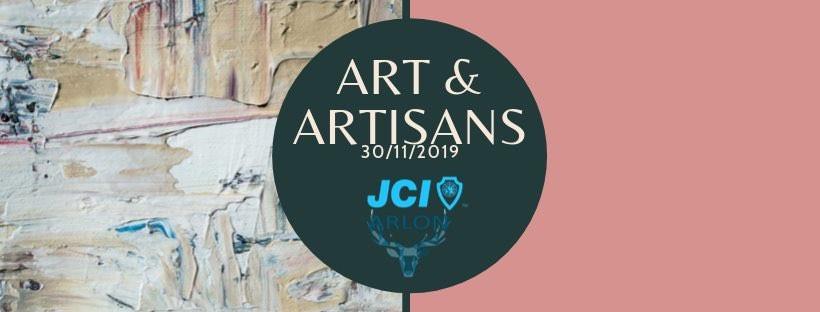 Art et Artisans 2019 JCI Arlon logo.jpg