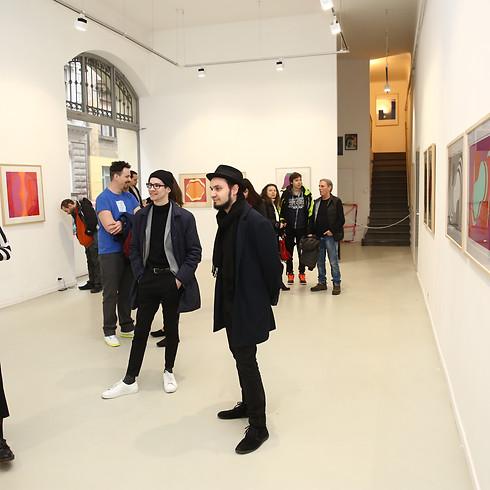Túra C: Deák Erika Galéria – Knoll Galéria Budapest – VILTIN Galéria